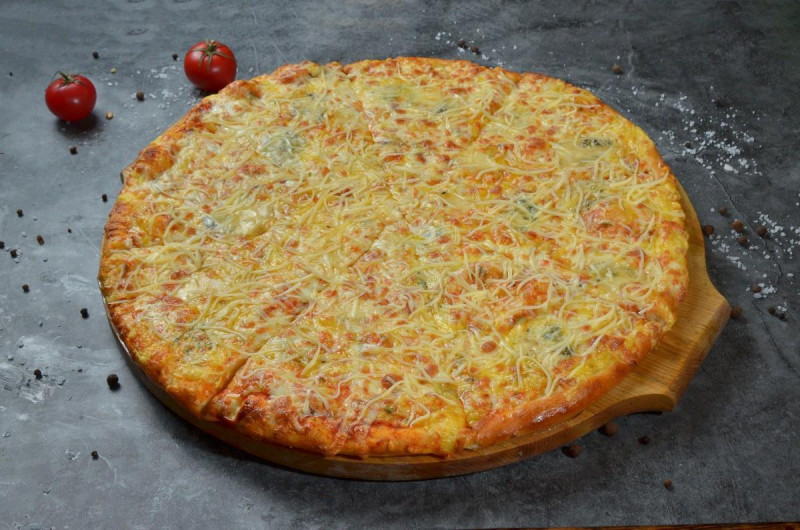 Пицца 4 сыра 40