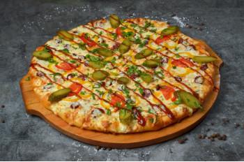 Пицца Барбекю 32