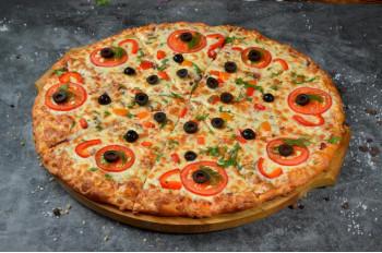 Пицца Мясная от Шефа 32