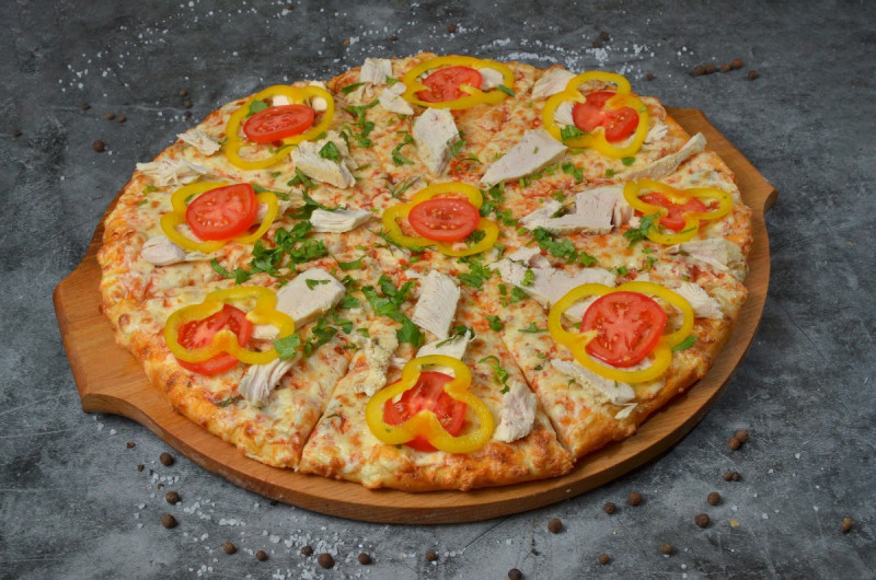 Пицца Куриная 40
