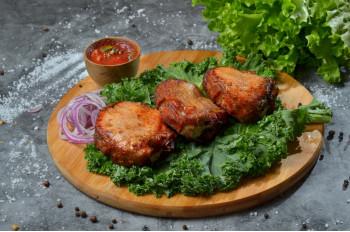 Шашлык Свинина корейка, кг